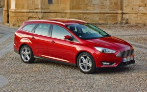La Ford Focus Business Station Wagon