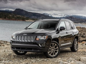 La Jeep Compass MY 2014