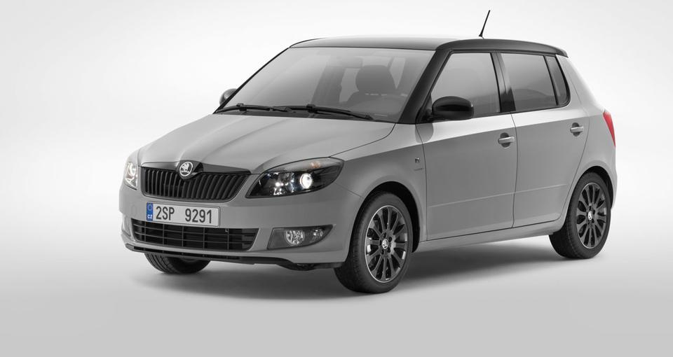 La Skoda Fabia Reaction