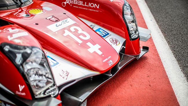 La Rebellion R-One #13
