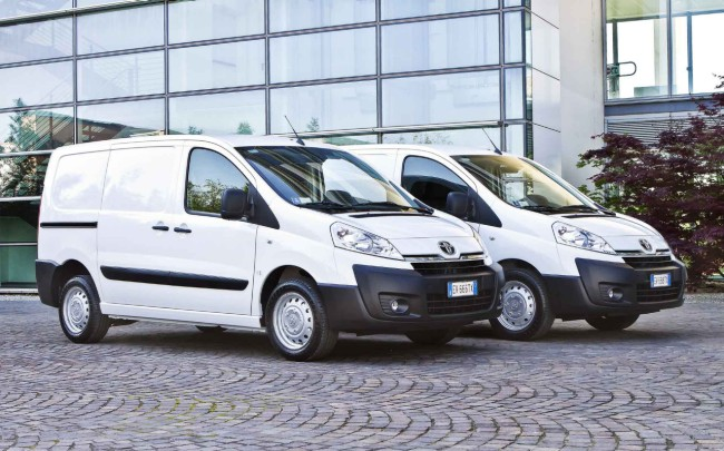 Il nuovo Toyota ProAce